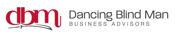 The Dancing Blind Man – Business Mechanics